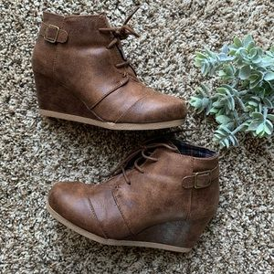 ✨ Maurices, Booties - Size 5.5